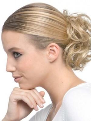 Blonde Hair Wrap