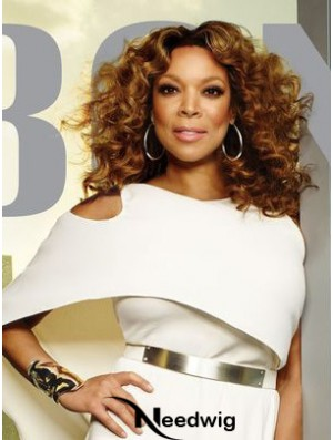Wendy Williams Wigs For Sale With Capless Remy Human Long Length