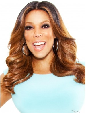 Wavy Ombre/2 Tone 16 inch High Quality Wendy Williams Wigs