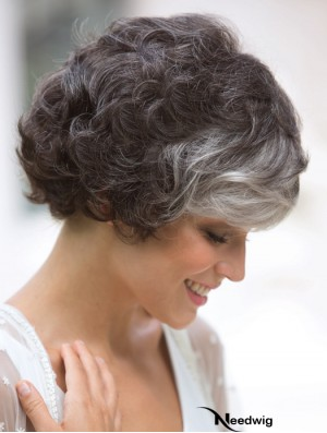 Curly Flexibility Short Classic Wigs
